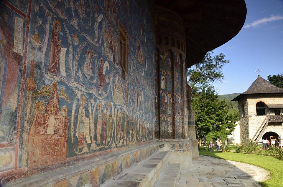 excursie la mănăstirile bucovinei