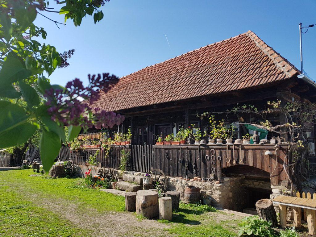 muzeul satului hațegan