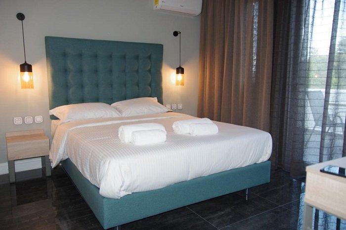 Esperides Sofras Resort 3 stele cazare în thassos drumul spre thassos  feribot thassos