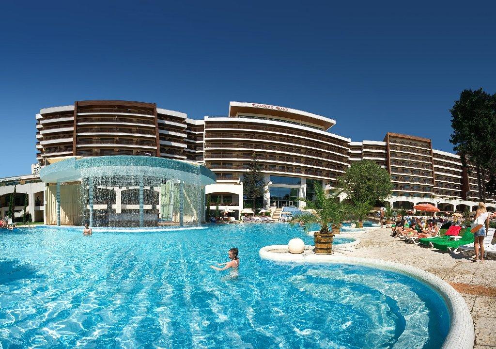 hotel grand spa albena bulgaria