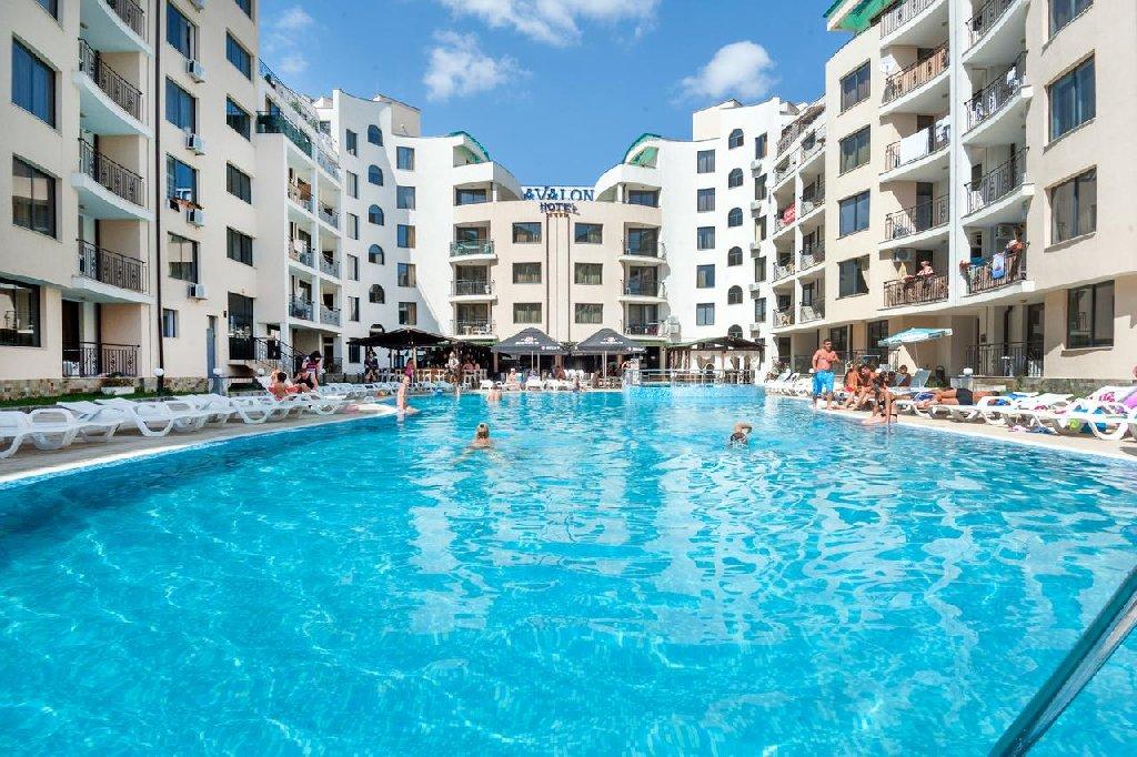 Hotel avalon Vacanțe ieftine All Inclusive în Bulgaria cu cazare 150 de euro în vara 2020