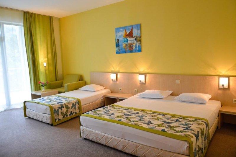 park hotel golden beach 4 stele vacanța all inclusive bulgaria 2020
