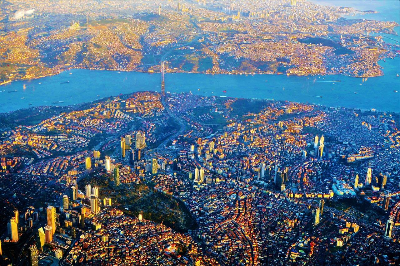 Weekend la Istanbul cu autocarul în 2020